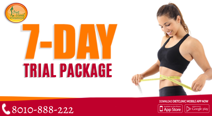 7 Days Trial Package