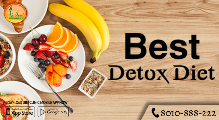 Detox Diet 30 Days Packages