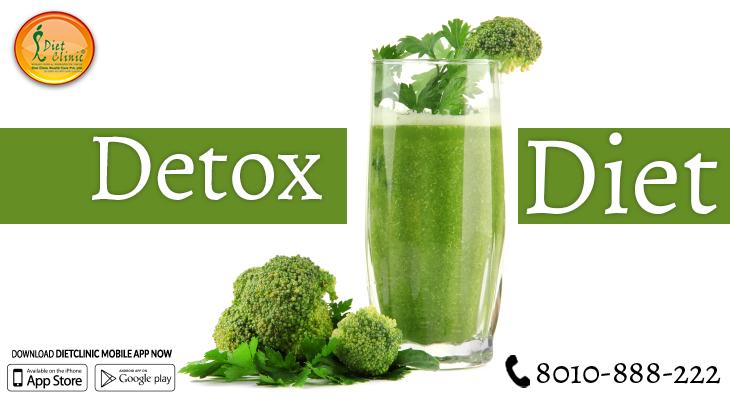 Detox Diets Packages