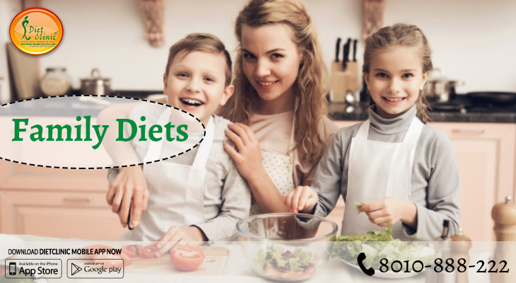 Family Diets Packages