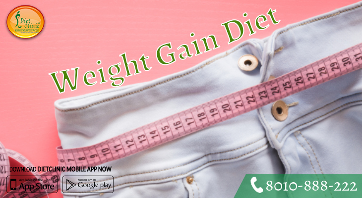 Weight Gain Diets