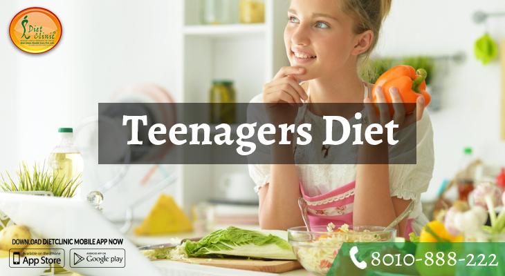 Teenagers Diets