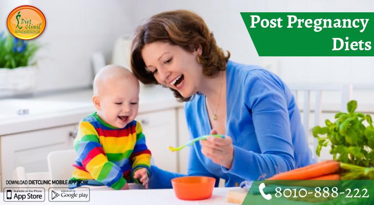 Post Pregnancy Diets