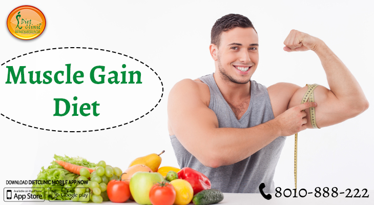 Muscle Gain Diet
