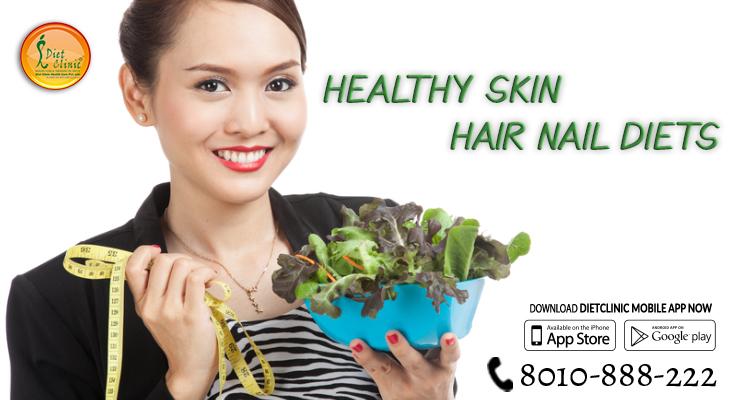 Healthy Skins Hair Nail Diets