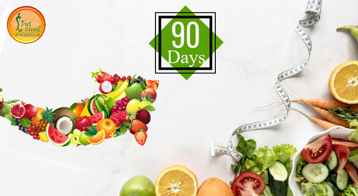 90 DAYS DNA DIET