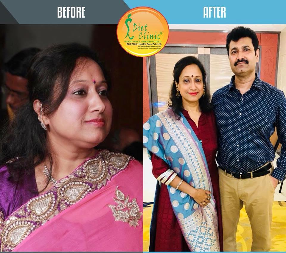 Namrita Jain 20 Kg Weight Loss