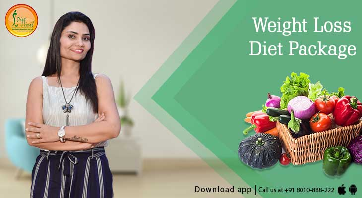 Weight Loss Diet Package
