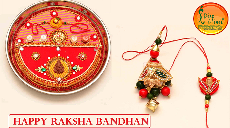 Stay healthy and enjoy rakhi to the fullest