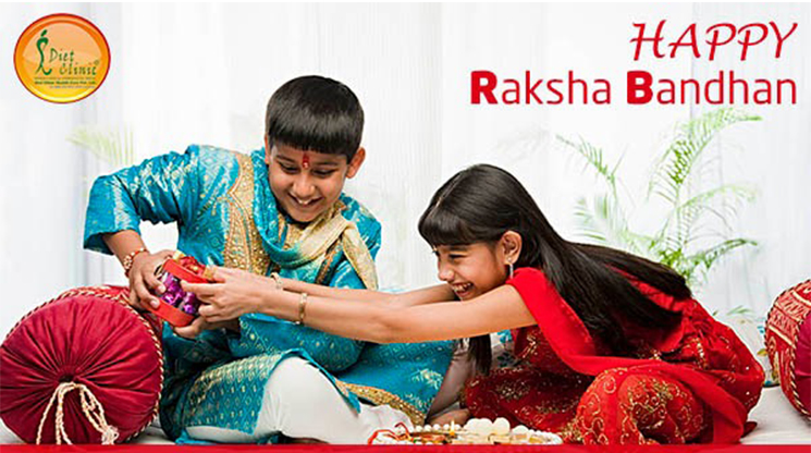 Celebrate your rakhi with unique sweets