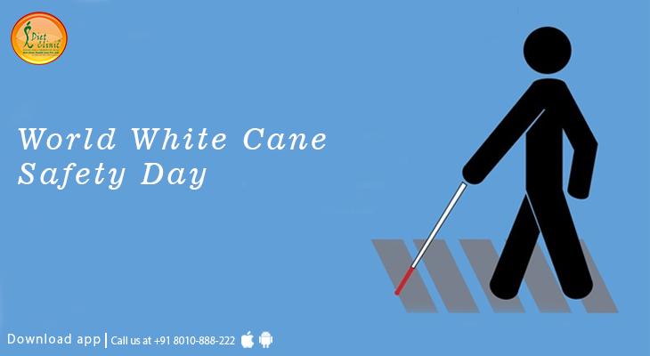 World White Cane Safety Day 15 October