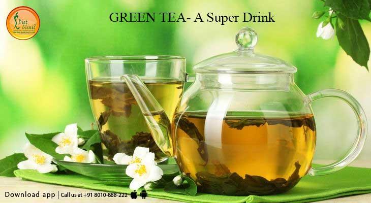 Green Tea A Super Drink