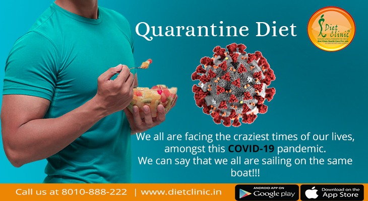 Quarantine Diet