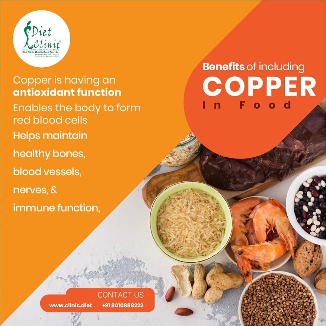 Fast facts about copper
