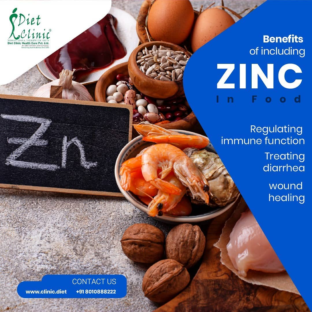 Zinc is a vital mineral that your body uses in countless ways