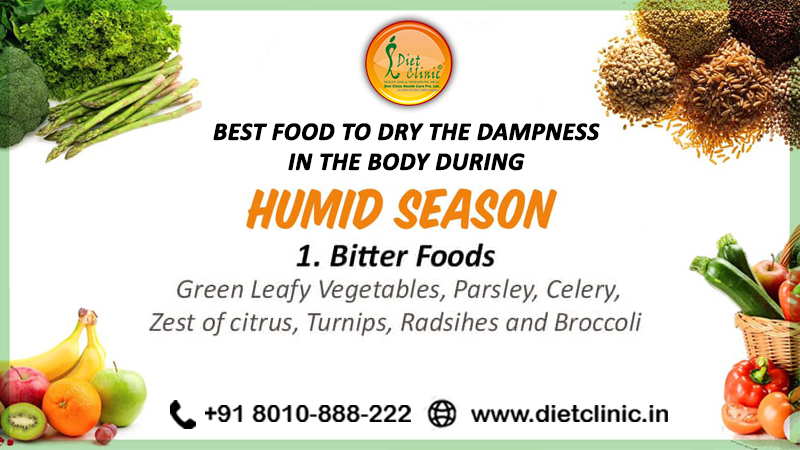 Best foods to dry dampness