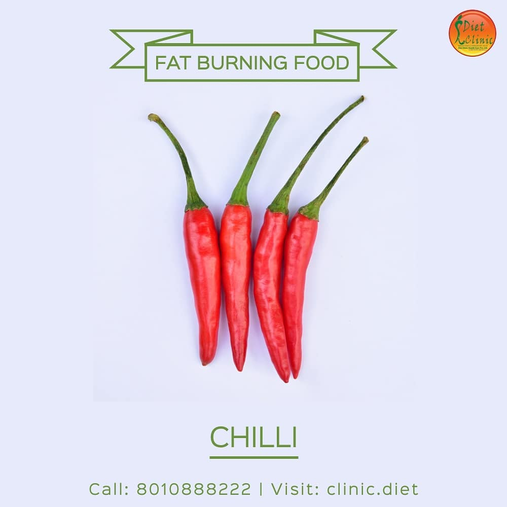 Fat Burning Food Chilli