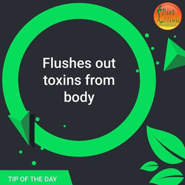 toxins from the body