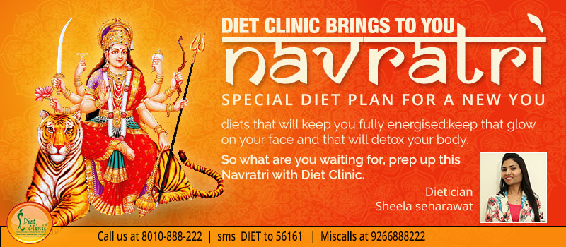 Diet Clinic for 7 Days Navratri Diet Plan