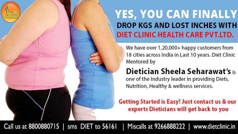 Weight Loss Tips By Diet Clinic