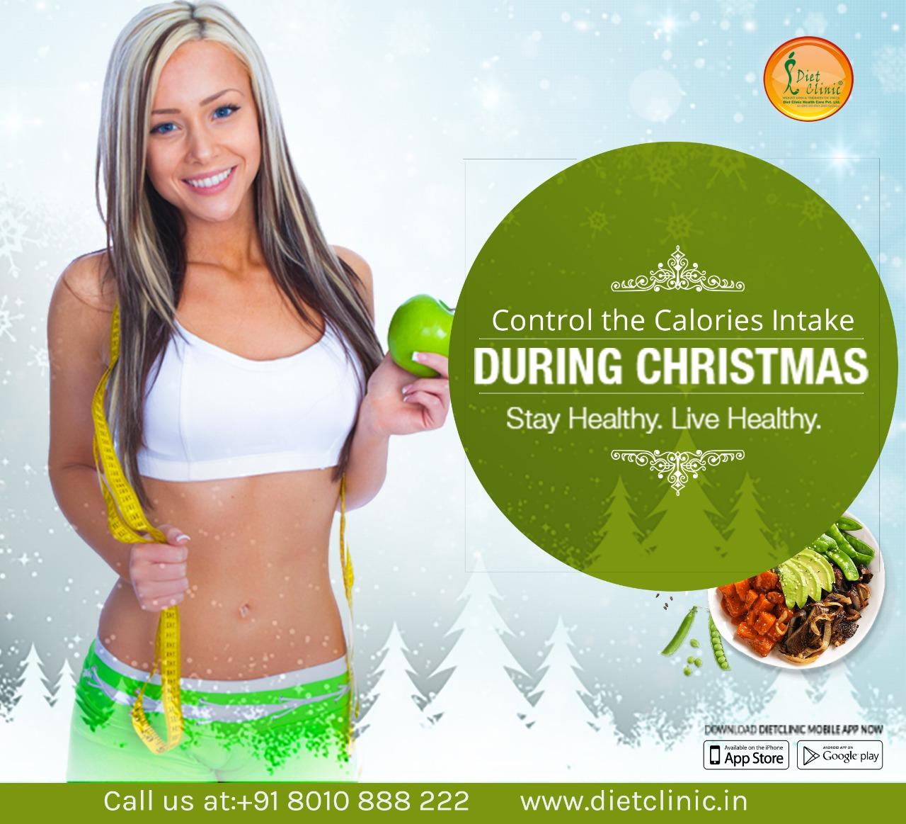 Stay slim at Christmas