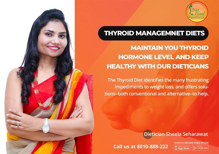 Thyroid Management Diets