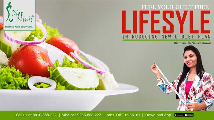 Change the daily diet and lifestyle for weight loss