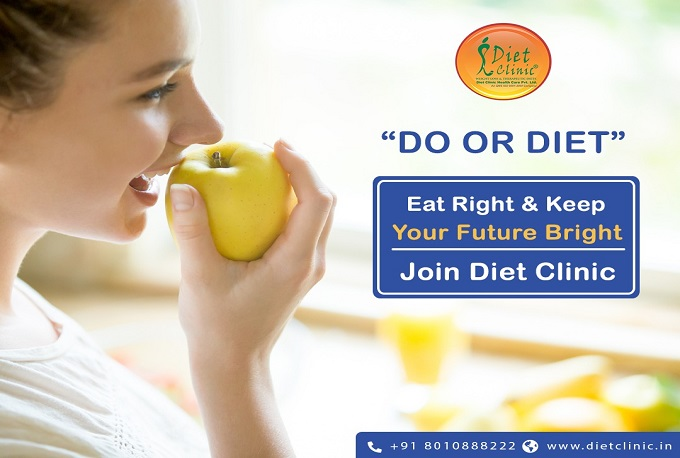 Eat necessary diet for weight loss