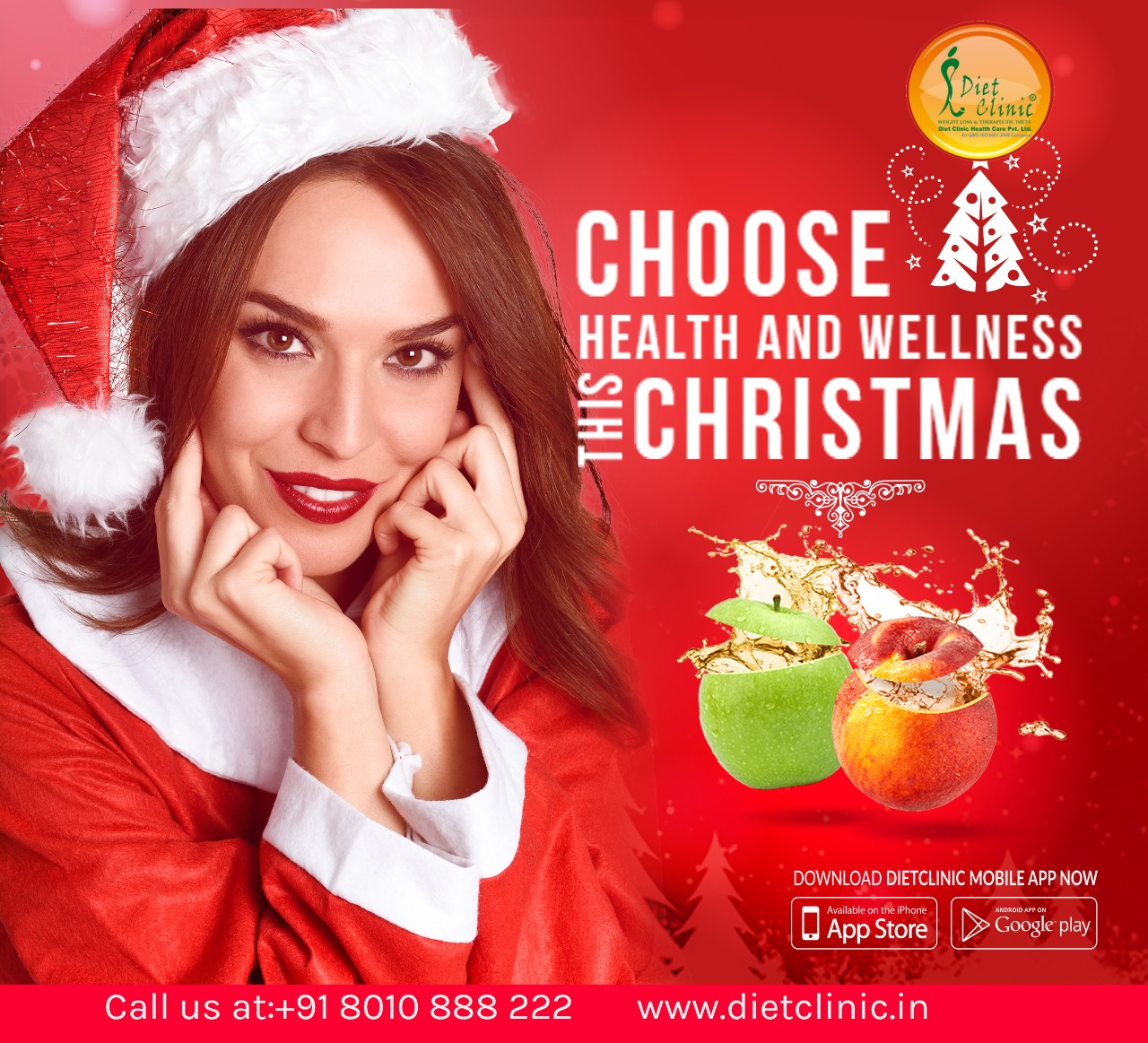 Nutrition tips to enjoy healthy christmas