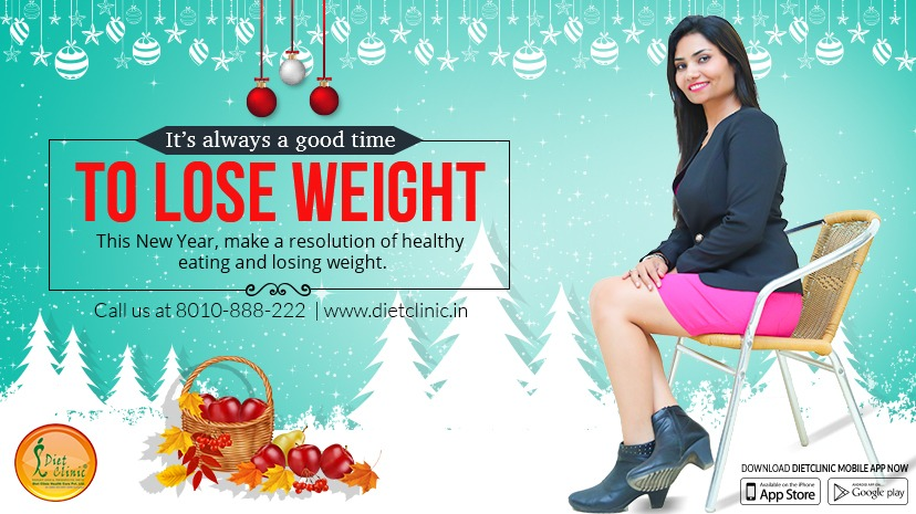 Weight Loss New Year's Resolution Tips