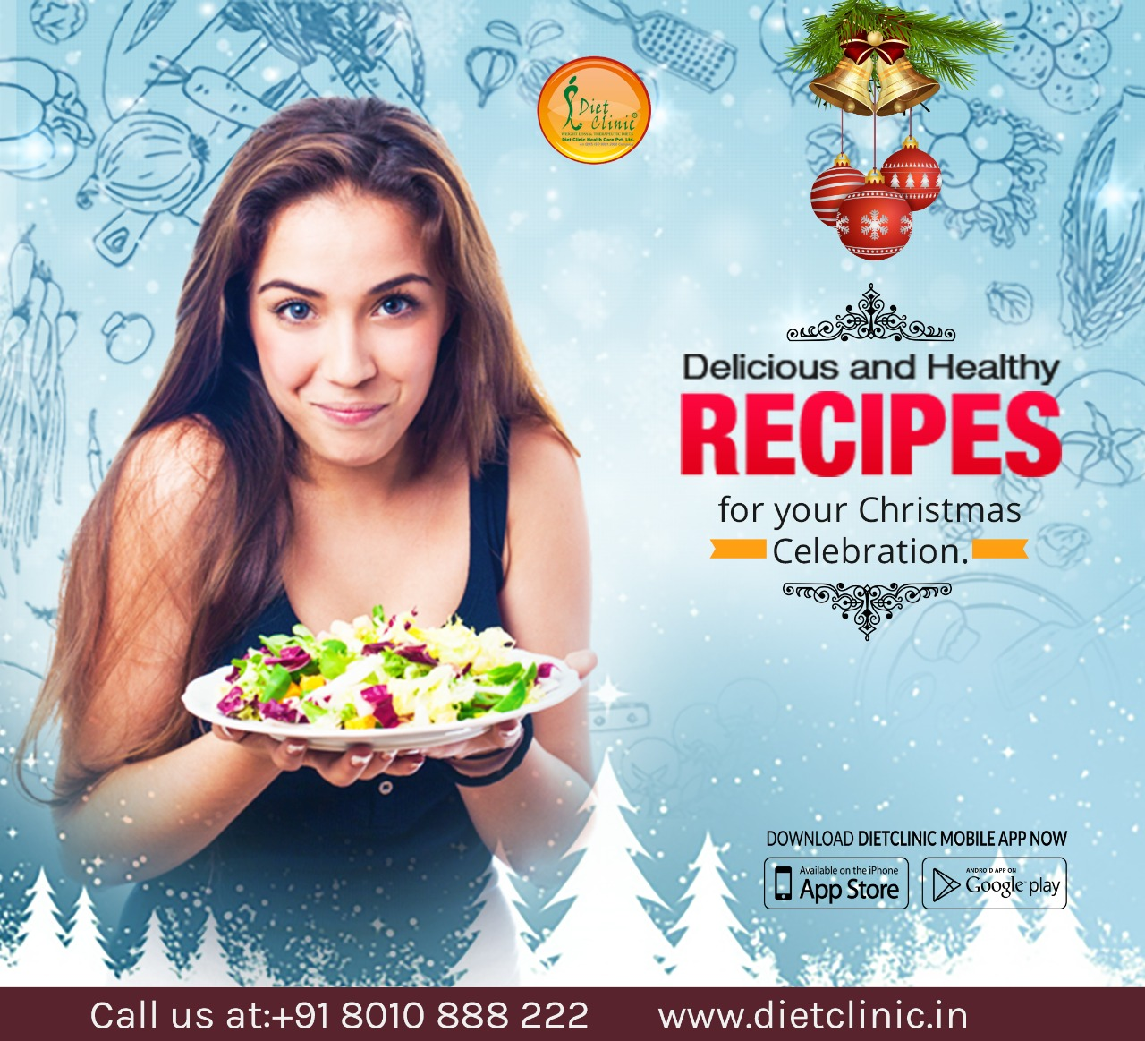 Christmas diet tips for your Diet Type