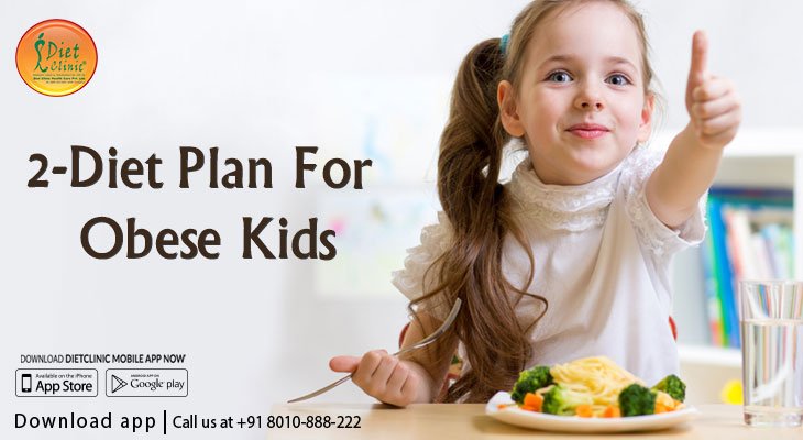 Diet Plan for Obese Kids