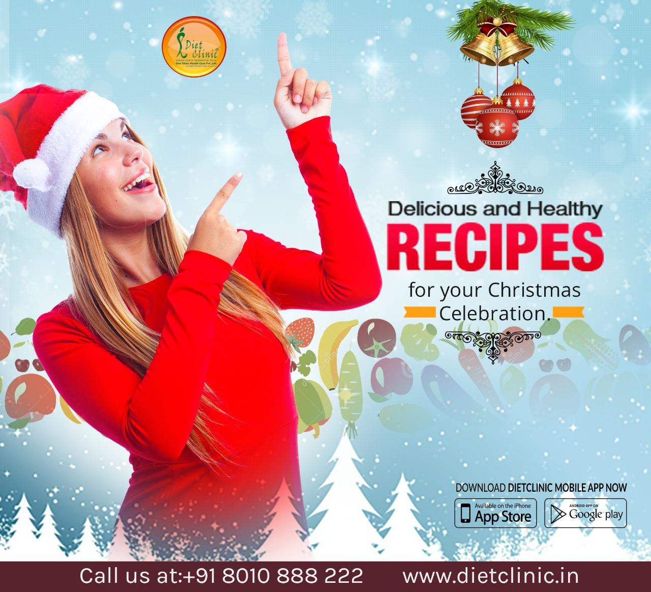 7 tips for a healthy festive season