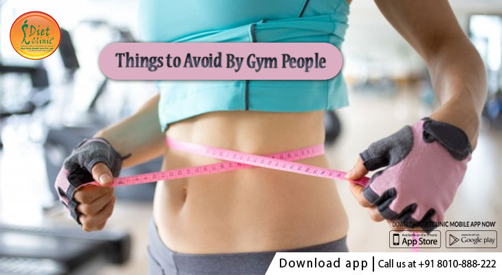 Things to Avoid By Gym People