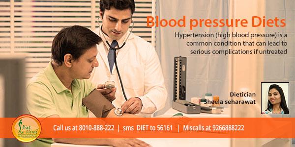 Blood Pressure Diets