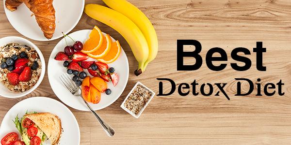 Detox Diet 30 Days Packages