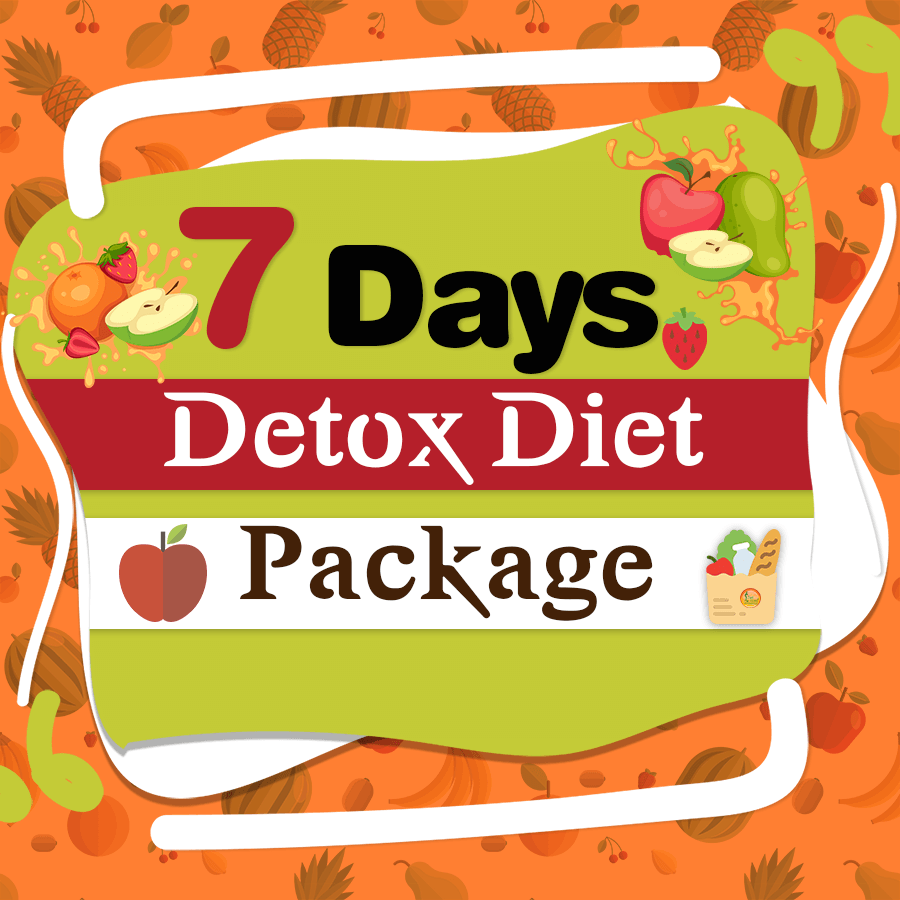 Detox Diets 7 Days Packages