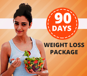 90 Days Weight Loss Package