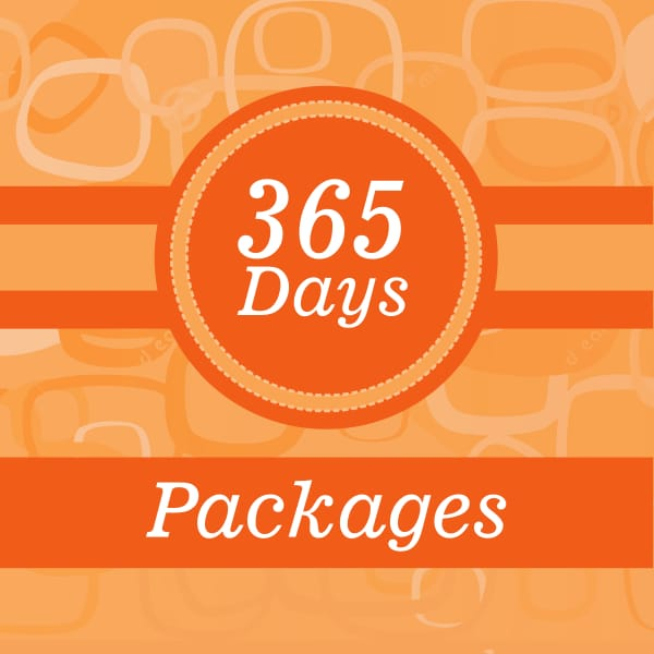 365 Days Weight Loss Package