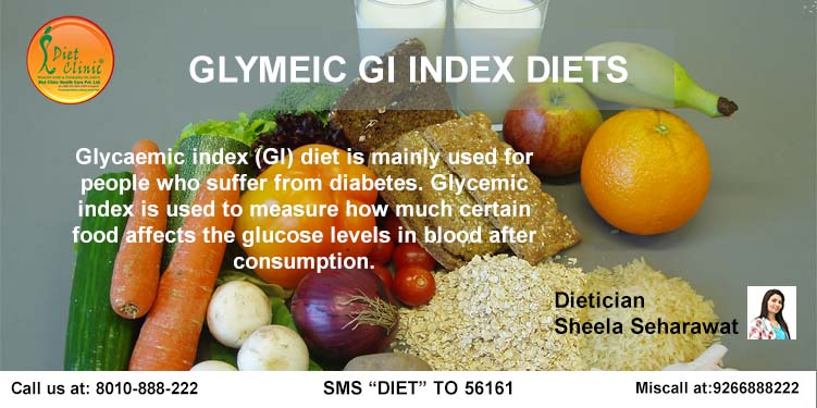 Glycaemic Index GI Diets