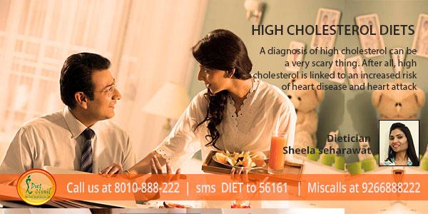 High Cholesterol Diets