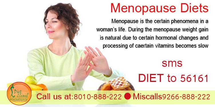 Menopause Diets