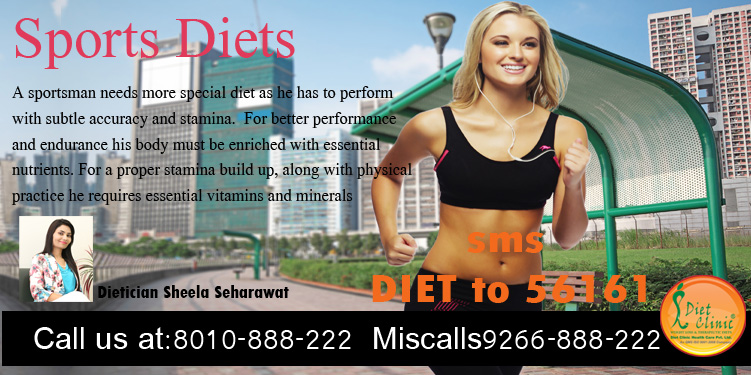 Sports Diets Packages